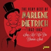 The Very Best of Marlene Dietrich (1952-1962) by Marlene Dietrich