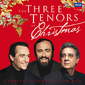 The Three Tenors At Christmas by Luciano Pavarotti