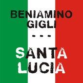Santa Lucia de Beniamino Gigli