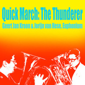 Quick March: the Thunderer (Euphonium Multi-Track) de Geert Jan Kroon
