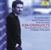 Tchaikovsky / Shostakovich: Violin Concertos de Ilya Gringolts