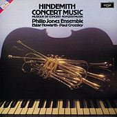 Hindemith: Concert Music for Brass by The Philip Jones Brass Ensemble