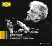 Beethoven: The Amnesty International Concert; Symphonies Nos.7 & 9; Overtures; String Quartet Arr.; Missa solemnis von Symphonie-Orchester des Bayerischen Rundfunks