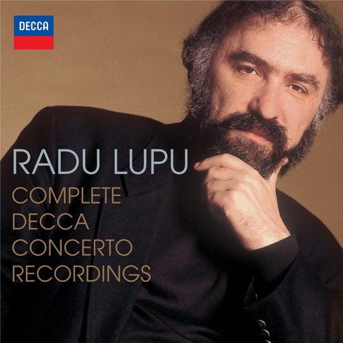 Radu Lupu: Complete Decca Concerto Recordings by Radu Lupu