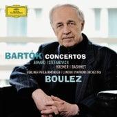 Bartok: Concertos de Pierre-Laurent Aimard