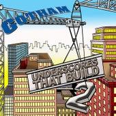 Underscores That Build 2 by Emanuel Kallins