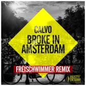 Broke in Amsterdam (Freischwimmer Remix) fra Calvo