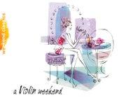 A Violin Weekend by Various Artists