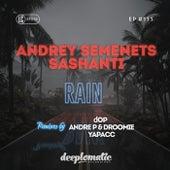 Rain by Andrey Semenets