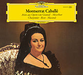 Montserrat Caballé - French Opera Arias von Montserrat Caballé