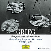 Grieg: Complete Music with Orchestra de Various Artists
