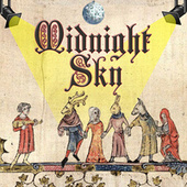 Mightnight Sky ((Medieval Version)) van Bardcore