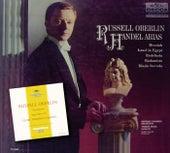 Handel: Arias von Russell Oberlin