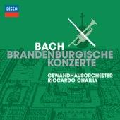 Bach: Brandenburg Concertos di Gewandhausorchester Leipzig