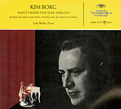 Kim Borg sings Sibelius Songs by Kim Borg
