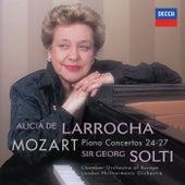 Mozart: Piano Concertos Nos.24-27 de Alicia De Larrocha