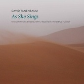 As She Sings by David Tanenbaum