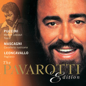 The Pavarotti Edition, Vol.6: Puccini, Mascagni, Leoncavallo by Luciano Pavarotti