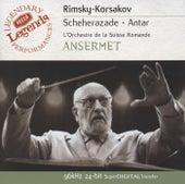 Rimsky-Korsakov: Scheherazade; Antar de L'Orchestre de la Suisse Romande