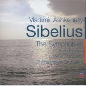 Sibelius: The Symphonies / Tone Poems / Violin Concerto von Vladimir Ashkenazy