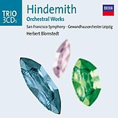Hindemith: Orchestral Works de Various Artists