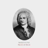Pieces of Bach by Mardoosh