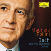 Bach, J.S.: The well-tempered Clavier de Maurizio Pollini