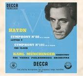 Haydn: Symphonies Nos.88 & 101 by Wiener Philharmoniker