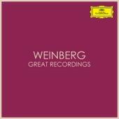 Weinberg - Great Recordings von Mieczysław Weinberg