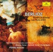Hector Berlioz: Romeo & Juliette / Les Nuits d'éte de Melanie Diener