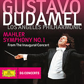 Mahler: Symphony No.1 - From The Inaugural Concert von Los Angeles Philharmonic