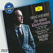 Schubert: The Late Piano Sonatas D 958, 959 & 960; 3 Piano Pieces D 946; Allegretto D 915 de Maurizio Pollini