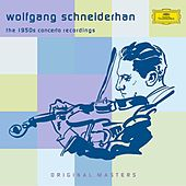 The 1950s Concerto Recordings de Wolfgang Schneiderhan