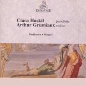 Clara Haskil, Arthur Grumiaux: Beethoven, Mozart von Clara Haskil