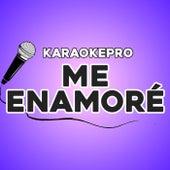 Me enamoré (Karaoke Version) de Karaoke Pro (1)