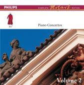 Mozart: The Piano Concertos, Vol.2 by Alfred Brendel