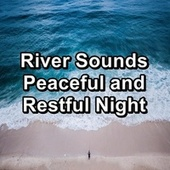 River Sounds Peaceful and Restful Night van Beach Sounds