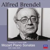 Mozart: Piano Sonatas Nos.3, 4 & 18 by Alfred Brendel