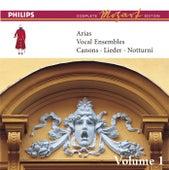 Mozart: Arias, Vocal Ensembles & Canons - Vol.1 de Various Artists