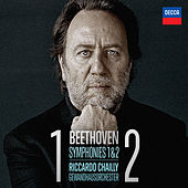 Beethoven: Symphonies Nos.1 & 2 di Gewandhausorchester Leipzig