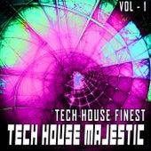 Tech House Majestic, Vol. 1 (Tech House Finest) de Various Artists
