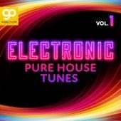 Electronic Pure House Tunes, Vol. 1 de Various Artists