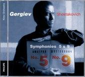 Shostakovich: Symphonies Nos.5 & 9 von St Petersburg Kirov Orchestra