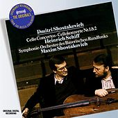 Shostakovich: Cello Concertos Nos.1 & 2 by Heinrich Schiff