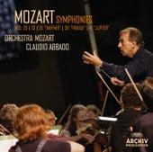 Mozart: Symphonies Nos. 29, K.201; 33, K.319; 35, K.385