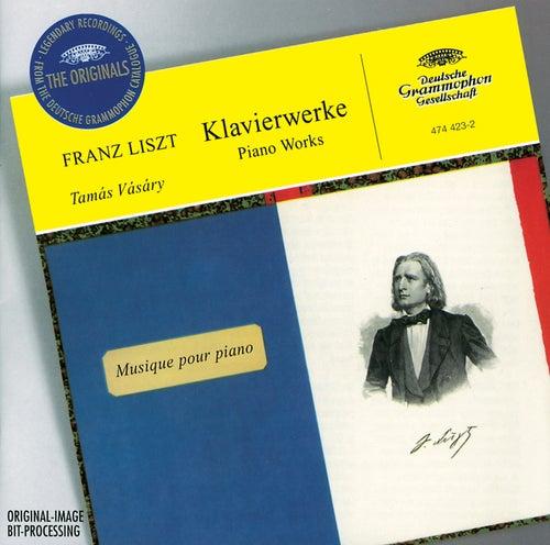 Liszt: Piano Works by Tamás Vásáry