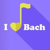 I Love Bach by Johann Sebastian Bach