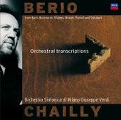Luciano Berio / Trascrizioni orchestrali di Riccardo Chailly