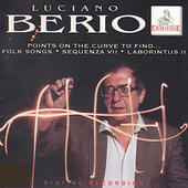 Luciano Berio: Points On The Curve To Find... von Luciano Berio