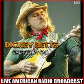 Emergency Call (Live) de Dickey Betts